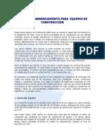 Manual Tarifas Arrendamiento Equipos Construcción