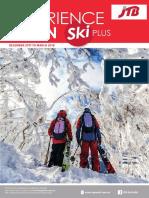 JTB Ski Brochure JTB Australia