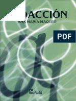 Redaccion - Ana Maria Maqueo