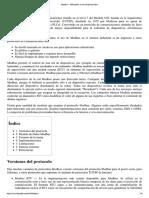 Modbus - Wikipedia, La Enciclopedia Libre