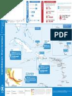 WFP Carribean Hurricanes Emergency Dashboard, 25 September 2017