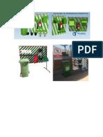 Estacion de Emergencia Ambiental Tipo Para Ip