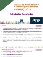 Envipe2017 Presentacion Nacional