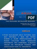 Agua EXP 2° SEMANA