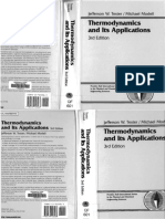 Jefferson W. Tester, Michael Modell Thermodynamics and Its Applications.pdf