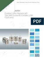 WEG-fusibles-ultra-rapidos-tipo-nh-ar-50030486-catalogo-espanol.pdf