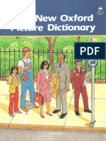 English the New Oxford Picture Dictionary Small Size