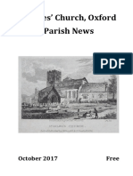 October 2017 Parish News