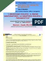 Seminario Collegio Geometri Grosseto - 27.6.2014- Abuso Edilizio e Sanatoria