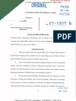 Micu Case - Houston Flood Pool lawsuit