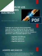 Propiedades de Los Conductores Eléctricos