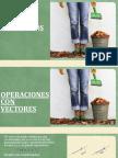 2. Operaciones Con Vectores
