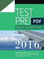 2016 ATP Test Prep
