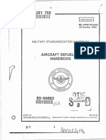Libro de Mano de Recarga de Combustible Aviacion