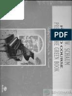 John W. Schaum Piano Course Pre a - The Green Book