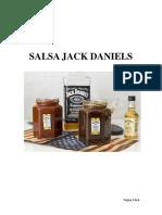 Salsa Jack Daniels