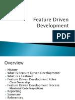 Feature Driven Development-nickelle