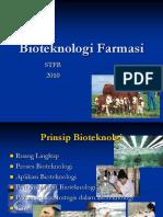 Bioteknologi Farmasi
