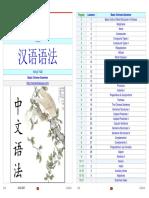 Basic Chinese Grammar