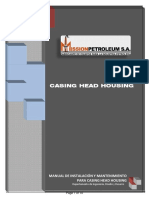 Manual Instalacion Casing Head Housing 2m