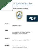 Construcciones 2 Herramientas Materiales y Procedimiento (1)