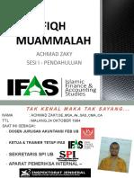 1718j Sesi 01 Fiqih Muammalah
