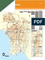 Mapa Transporte L. a.