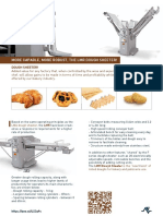 MORE CAPABLE, MORE ROBUST, THE LMR DOUGH SHEETER!