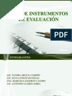 Guias de Instrumentos y Evaluacion3
