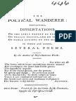 """The Poetical Wanderer"" ( 1796) by John Blair Linn"