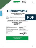 Sobre Trilaminado Aizamax 500 g
