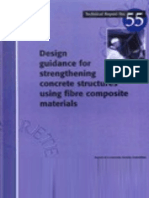 TR 55 Concrete Society Design Guidance for Strengthening Concrete Structures Using FRP