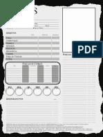 Daemon - Trevas - Ficha de Personagem (Editável) - Biblioteca Élfica.pdf