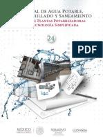 Manual de Agua Potable, Alcantarillado y Saneamiento