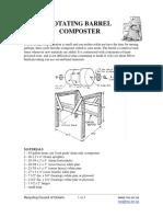 Rotating Barrel Com Poster