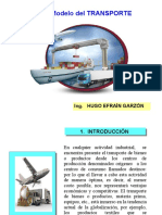Modelo Del Transporte Ppt Clase