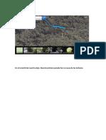 Descripcion de La Zona......Parate de El Informe de Geología