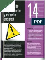 prevención de riesgos laborales y protección ambiental al trabajar en motor
