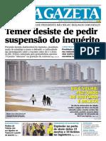 A Gazeta 23-05-2017