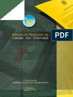 2.2 - Manual de Aquisições da Câmara dos Deputados.pdf