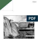 Deriva Continental Slides1