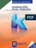 KUBUS Manual de Inseminacion Porcina