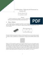 Informe 2 Electronica II