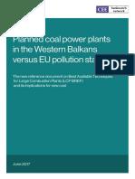 BREF Balkan Coal 14Jun2017