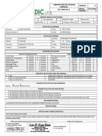 Examen Medico