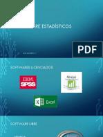Software Estadistico (LUIS)