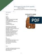 Piñero Antonio - 2007 - Explicación Del Evangelio de Judas_2a Parte