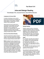 Dialogic Reading Fs1341