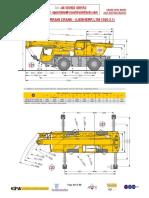 Liebherr LTM1030-2.1 - Basic Spec