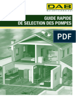 60164671_Quick Guide for Pump Selection_FRA